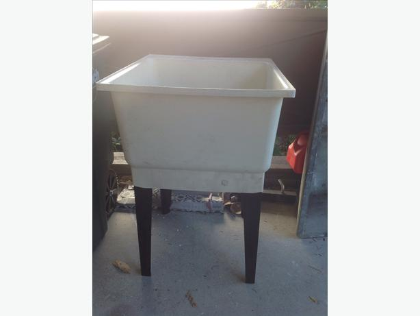 Used Utility Sink : have a used utility sink for sale 23 wide