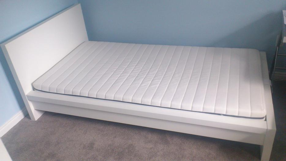 how to clean a used bed mattress