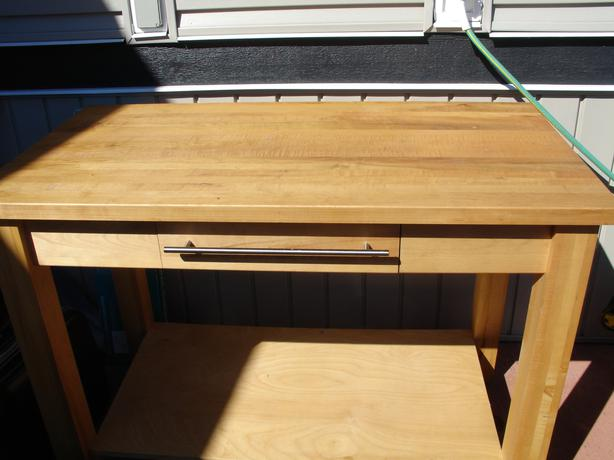 Portable Kitchen Island Sooke Victoria Mobile