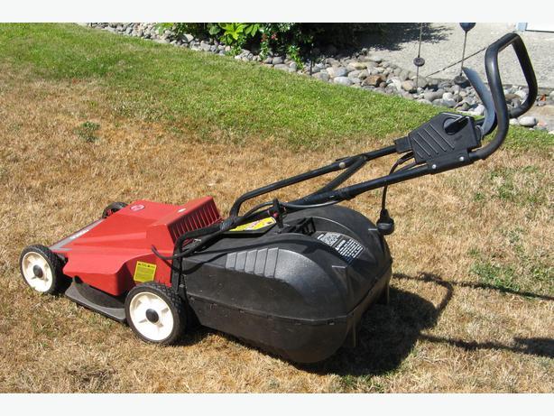 Moving Must Sell Electric Lawn Mower North Nanaimo Nanaimo