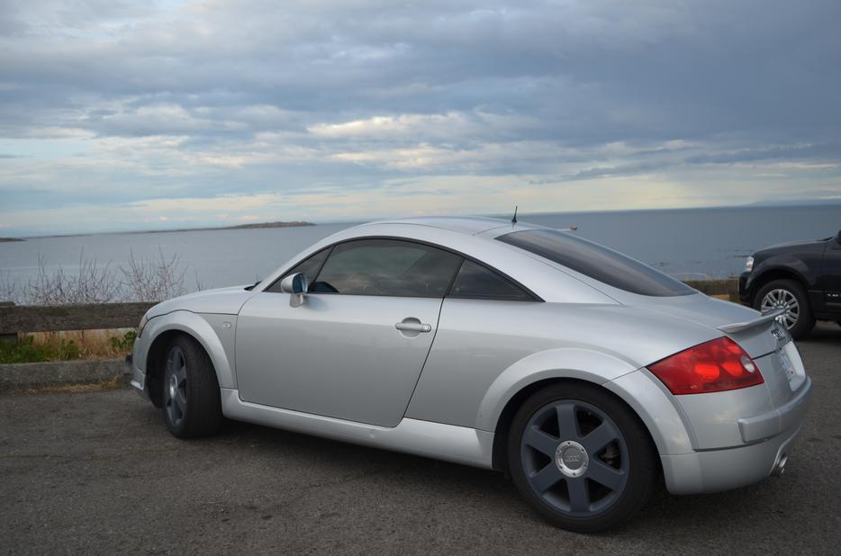 2000 Audi Tt Quattro Turbo 5 Speed Victoria City Victoria