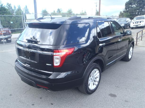 2013 ford explorer xlt 4wd with 3rd row seating outside calgary area calgary mobile. Black Bedroom Furniture Sets. Home Design Ideas