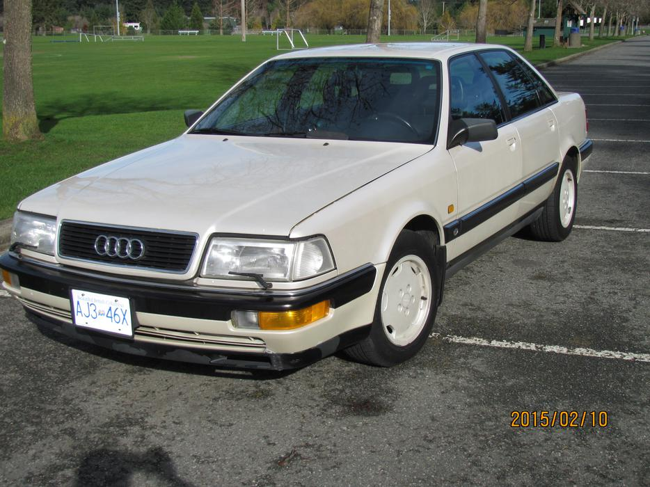 1990 Luxury Audi Quattro West Shore Langford Colwood