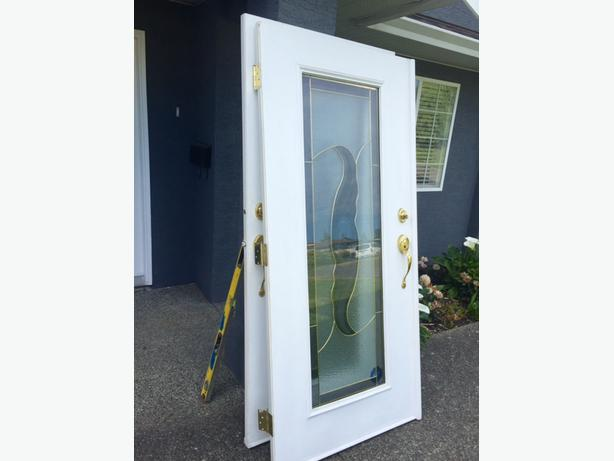 Exterior Front Door Two French Doors 85 For Pair Saanich Victoria