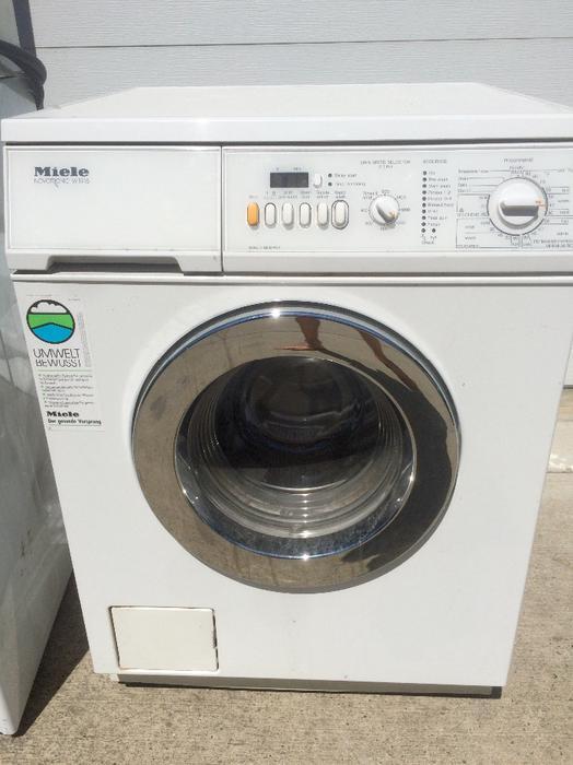 used front loading washing machine