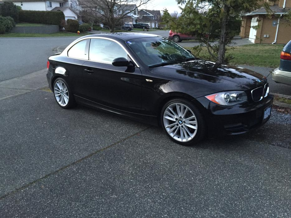 2008 bmw 128i automatic m sport package north nanaimo. Black Bedroom Furniture Sets. Home Design Ideas
