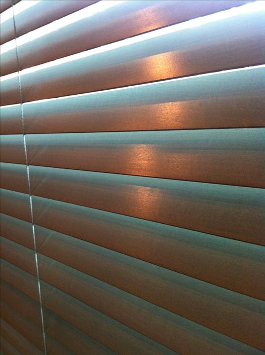 High Quality Wooden Horizontal Blinds in Excellent Shape ...