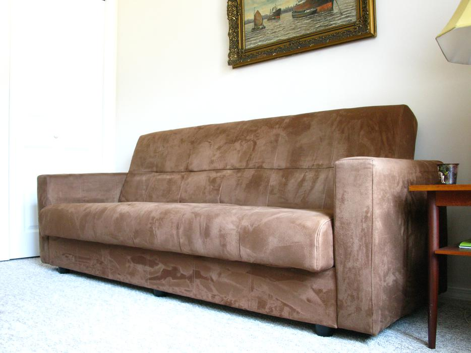 Futon sofa bed with storage esquimalt view royal for Sofa bed victoria bc