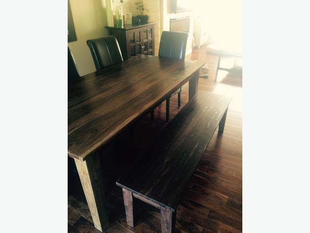 Brand New Dining Room Table Set Saanich Victoria