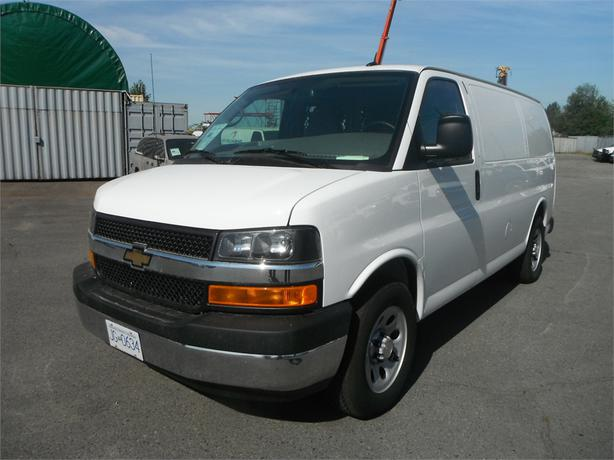 2014 chevrolet express 1500 awd cargo van outside comox valley courtenay comox. Black Bedroom Furniture Sets. Home Design Ideas