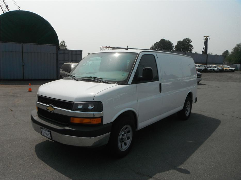 2014 chevrolet express 1500 awd cargo van outside comox valley courtenay comox mobile. Black Bedroom Furniture Sets. Home Design Ideas