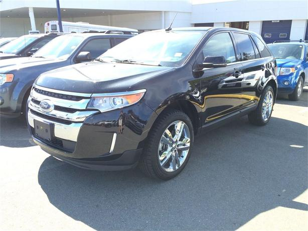 2013 ford edge limited north nanaimo parksville qualicum beach. Black Bedroom Furniture Sets. Home Design Ideas