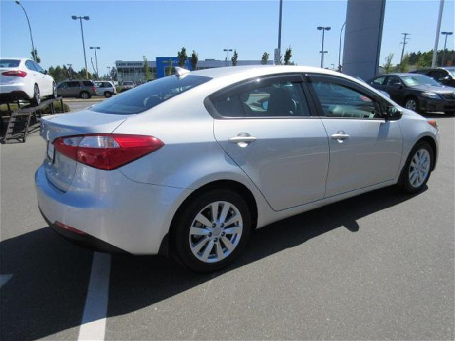 2015 Kia Forte Lx Low Kms 1 Owner North Nanaimo Parksville Qualicum Beach