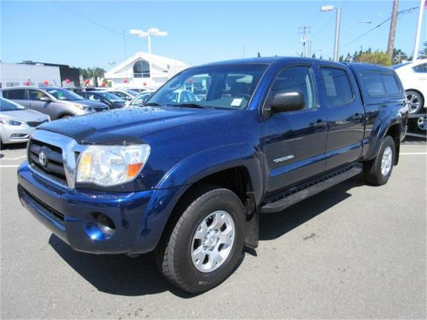 2006 toyota tacoma double cab 4x4 sr5 low kms outside victoria victoria. Black Bedroom Furniture Sets. Home Design Ideas