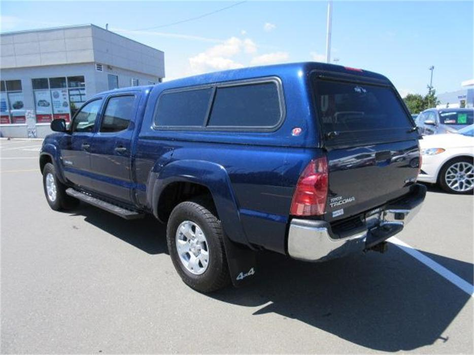 2006 Toyota Tacoma Double Cab 4x4 Sr5 Low Kms Outside