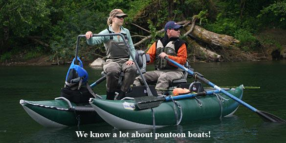 For trade pontoon trout fishing boat montague pei for Fly fishing pontoon boats