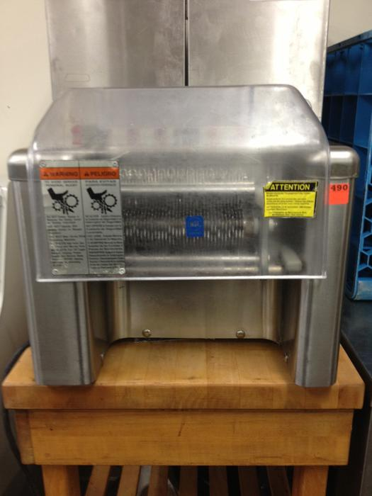 steak tenderizer machine