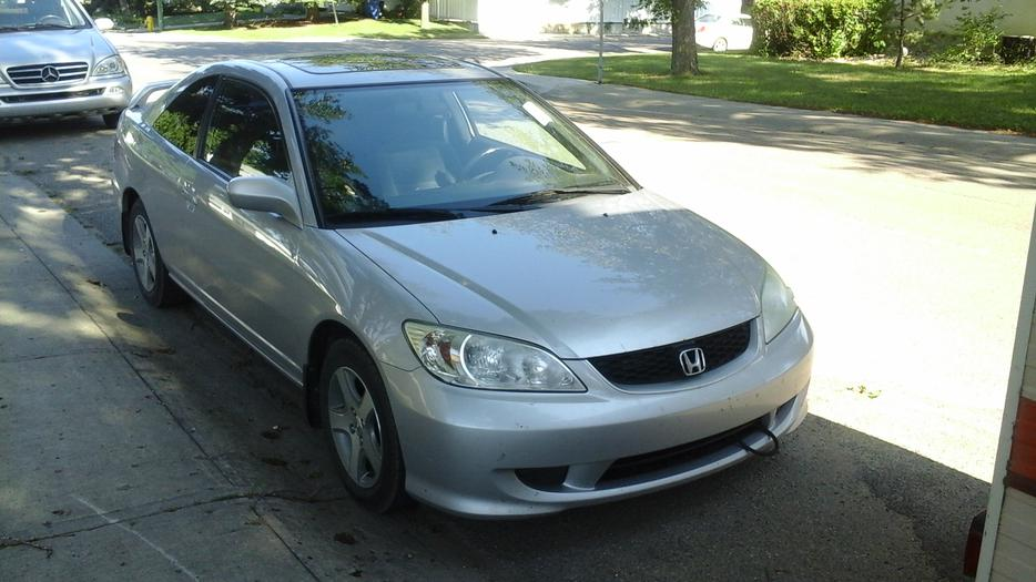 2005 honda civic si south regina regina