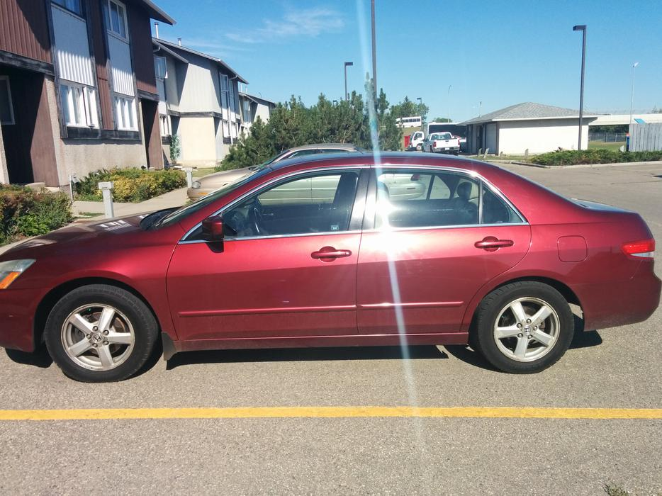 2003 honda accord ex sedan north regina regina for 2003 honda accord ex sedan