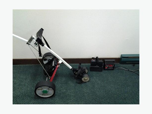 Electric Golf Caddie With New Battery And Charger Victoria
