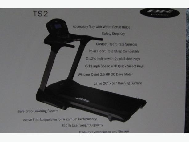 BH TS2 Treadmill