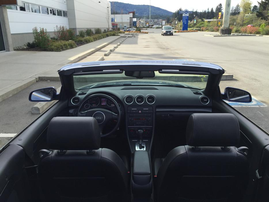 2004 Audi A4 Convertible Only 107k West Shore Langford