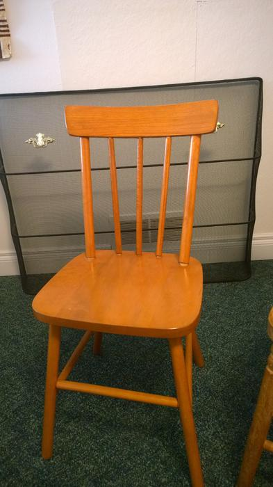 Solid Wood kitchen chairs and bar stool Oak Bay Victoria : 48104723934 from www.usedvictoria.com size 393 x 700 jpeg 38kB