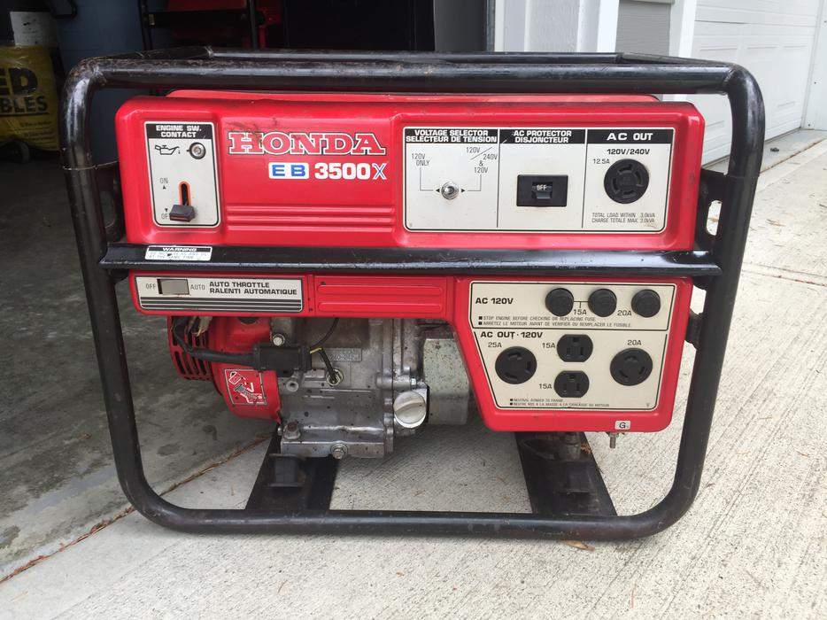 Honda Generators In Kitchener Waterloo