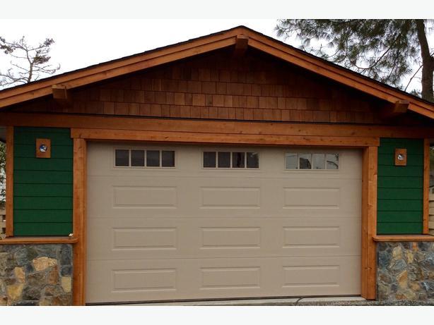 14 X8 Quot Ranchcraft Quot By Steelcraft Garage Door Saanich