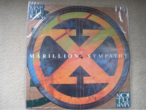Marillion 12 inch Vinyl singles and Picture Disks