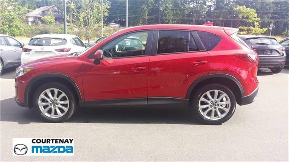 2014 Mazda Cx 5 Gt Awd At Outside Nanaimo Parksville Qualicum Beach Mobile