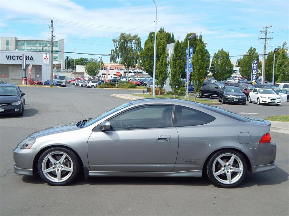 2005 Acura Rsx Type S Outside Nanaimo Parksville Qualicum