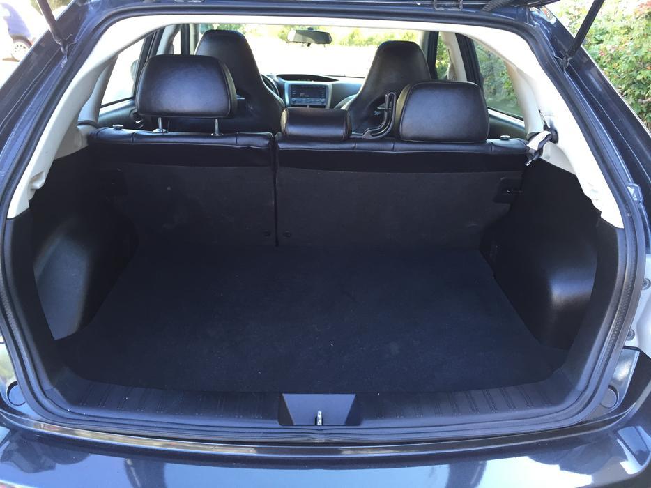 2010 Subaru Impreza Wrx Premium 5 Spd Only 50000 Km