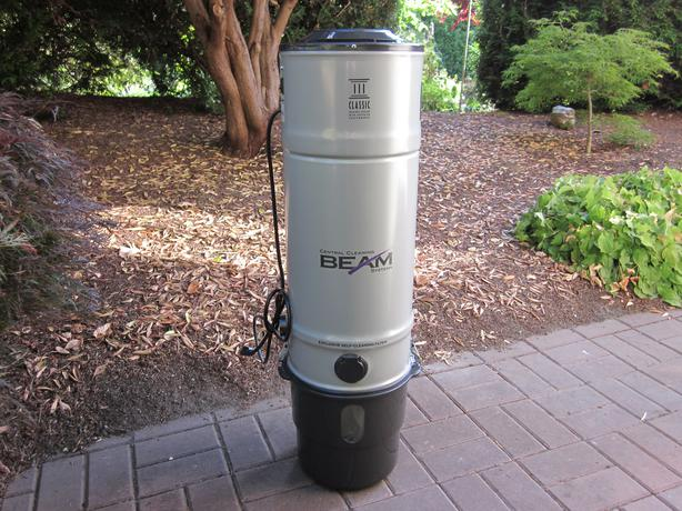 Beam Classic 189d Central Vac Canister North Saanich