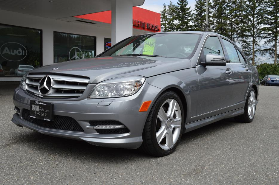 2011 mercedes benz c class c300 4matic outside victoria for Mercedes benz of st george