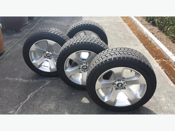 1200 Bmw X5 Genuine Oem 19 Quot Rims With M S Toyo Tires