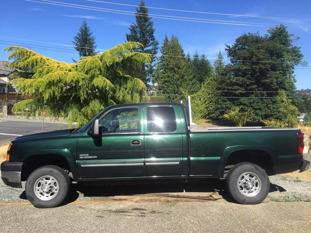 Chevrolet Silverado 2500hd Gatineau >> 2006 Silverado LS 2500HD 4WD West Shore: Langford,Colwood,Metchosin,Highlands, Victoria