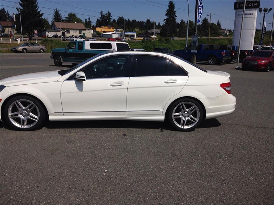 2010 mercedes benz c class c350 north nanaimo nanaimo for Mercedes benz c350 2010