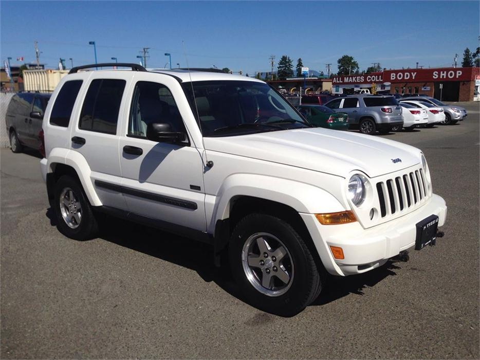 North Liberty Buick >> 2007 Jeep Liberty Sport AWD Leather Sunroof Outside Metro Vancouver, Vancouver - MOBILE