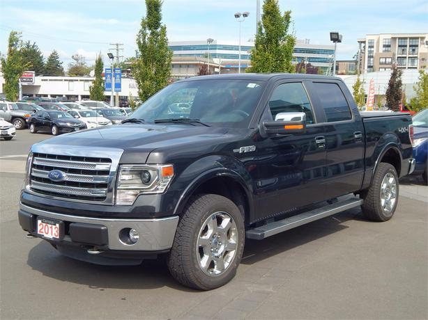 2013 ford f 150 lariat crew cab outside nanaimo nanaimo mobile. Black Bedroom Furniture Sets. Home Design Ideas