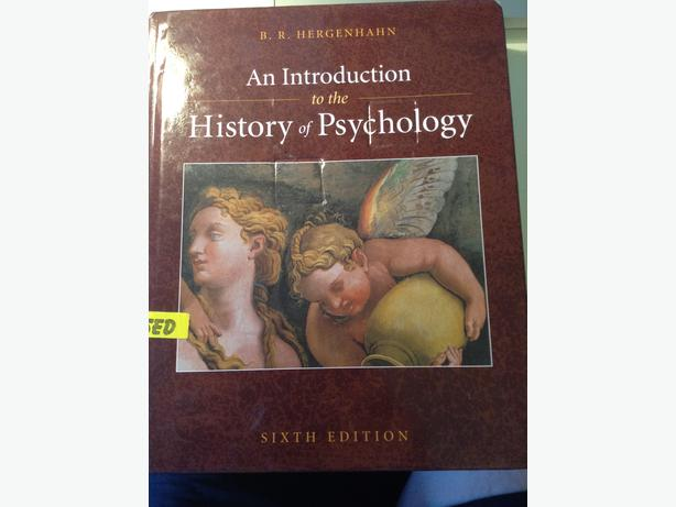 an introduction to the brief history of psychology A brief history of education  (1991), an historical introduction to american education, 2nd edition  get the help you need from a therapist near you–a free service from psychology.