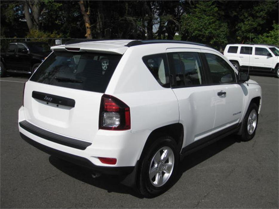 2014 jeep compass manual transmission