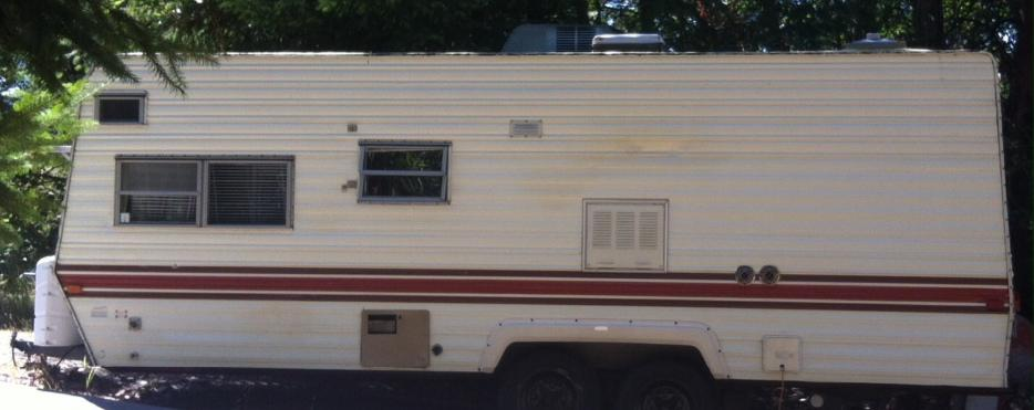 Terry Taurus Trailer Cobble Hill Cowichan Mobile