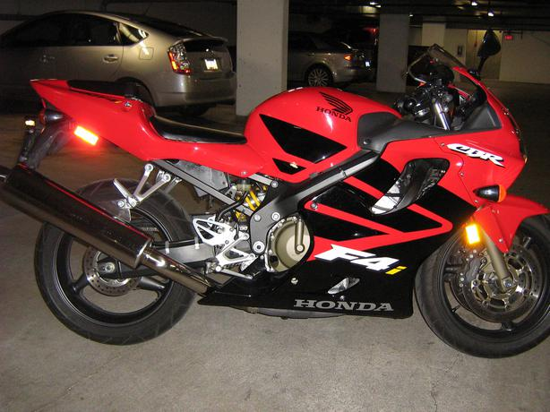 2002 honda cbr 600 f4i new price victoria city victoria. Black Bedroom Furniture Sets. Home Design Ideas