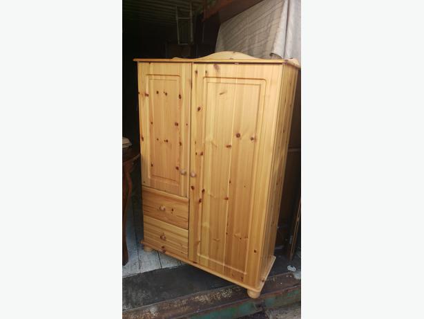 pine bedroom armoire wardrobe central nanaimo nanaimo