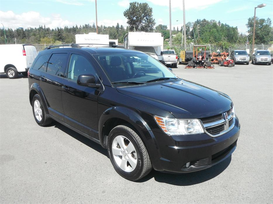 2010 dodge journey sxt with 3rd row seating outside okanagan vernon. Black Bedroom Furniture Sets. Home Design Ideas