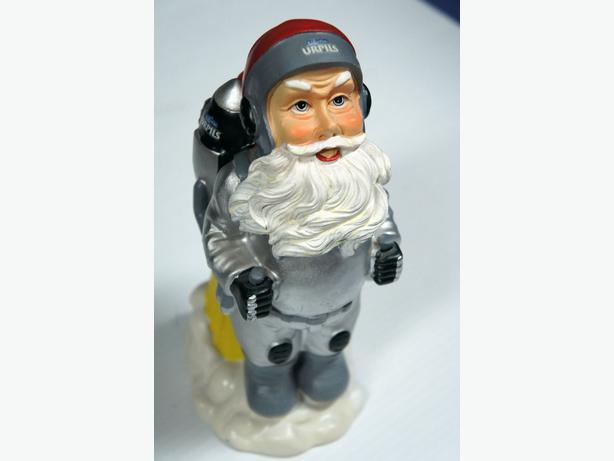 Karl Urpils dwarf astronaut spaceman