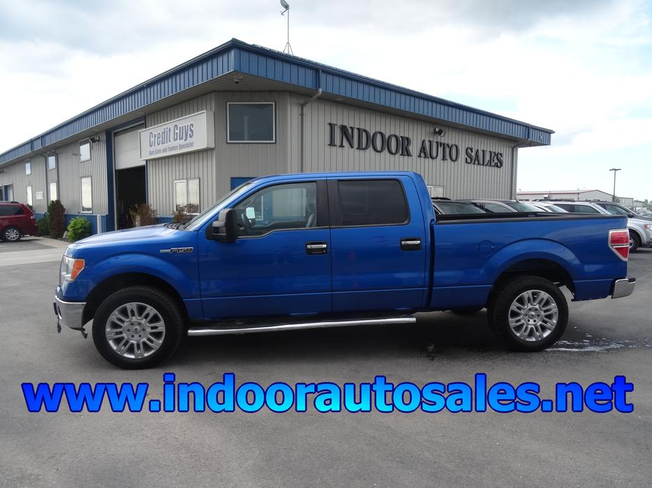 2010 ford f150 xlt xtr 981 used trucks winnipeg outside. Black Bedroom Furniture Sets. Home Design Ideas