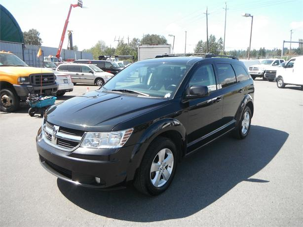 2010 dodge journey sxt with 3rd row seating outside victoria victoria. Black Bedroom Furniture Sets. Home Design Ideas