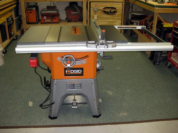 Table saw campbell river comox valley for 10 cast iron table saw ridgid